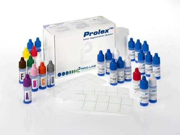 Prolex™ Latex Agglutination Kits