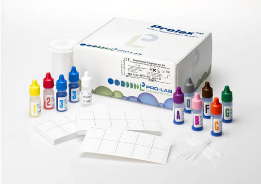 Prolex™ Strep Xtra Select Kit (please contact us for further details) (120T)-0