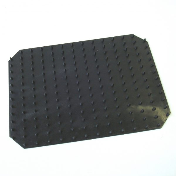 """Dimpled Mat, small 10.5"""" x 7.5""""-0"""