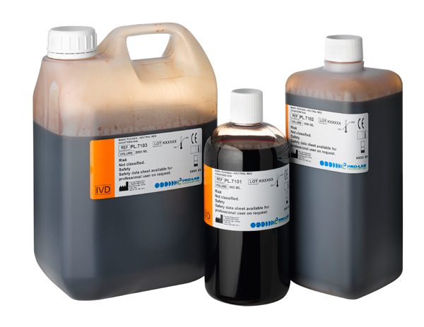 Basic Fuchsin / Neutral Red Counterstain (1.0L)-0