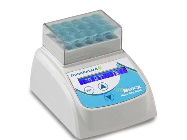 MyBlock™ HL Mini Dry Bath with Heated Lid-0
