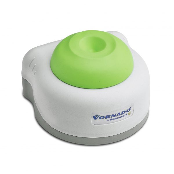 Vornado™ minature vortexer with green cup head-0