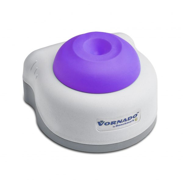Vornado™ minature vortexer with purple cup head-0