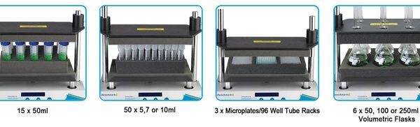 Rack for up to 3 microplates-0