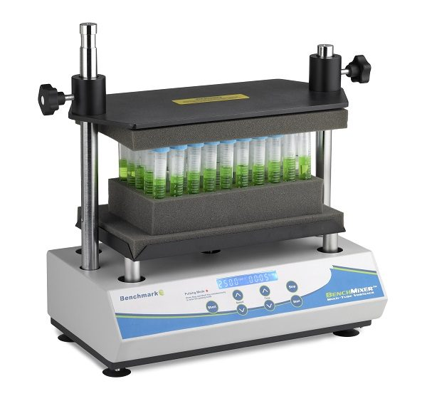 BenchMixer™ XL Multi-Tube Vortexer, includes 50x12mm tube rack-0