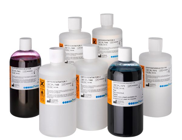 Cryptosporidium Staining Kit (7 x 500.0ml)-0
