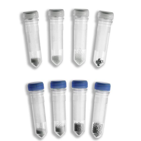 Prefilled 2.0ml tubes, Zirconium Beads, 3.0mm Triple-Pure - High Impact, 50pk-0