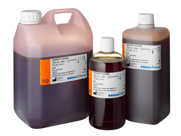 Gram's Iodine (1.0L)-0