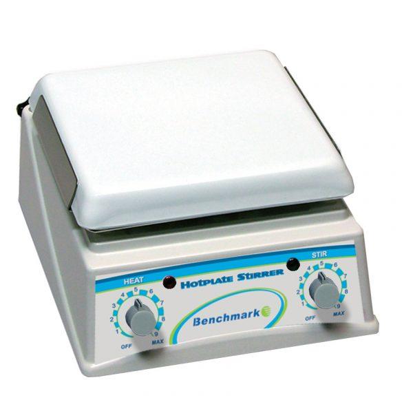 """Hotplate Magnetic Stirrer, 7.5""""x7.5""""-0"""