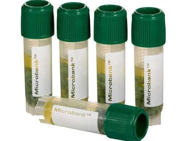 Microbank™ - Green (1000 vials)-0