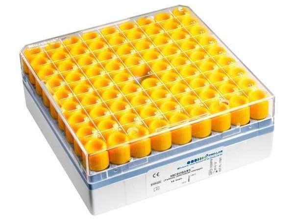 Microbank™ - Yellow (80 vials)-0