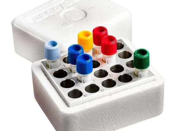 Cryoblock Insulated Aluminium Block (20 well)-0