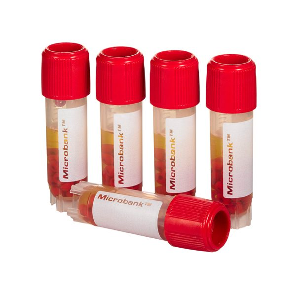 Microbank™ - Red (1000 vials)-0