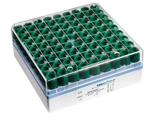 Microbank™ - Green (80 vials)-0