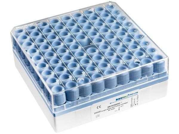 Microbank™ - Light Blue (80 vials)-0