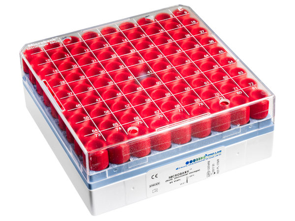 Microbank™ - Red (80 vials)-0