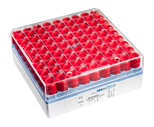 Microbank™ - Red (80 vials)-0