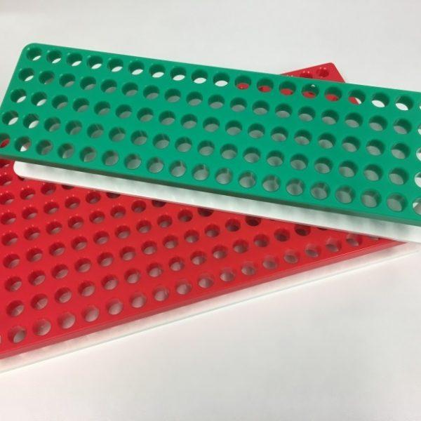 Swab Racks - Round 10 x 10-0